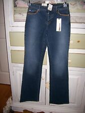 NWT $259 CAMBIO Jeans Whipped Super Low Rise Made in Italy EUR Size 26 US 1-2