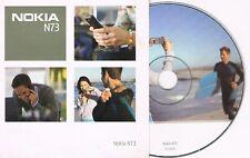 CD SOFTWARE - NOKIA N73 - SOFTWARE E MANUALE - 2006 - 0750648