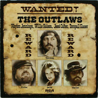 Wanted! The Outlaws Waylon Jennings, Willie Nelson LP 1977 RCA AFL1-1321 VG