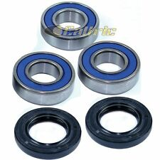 Front Wheel Ball Bearings Seals Kit Fits YAMAHA XVS650 V-STAR 650 CLASSIC 98-10