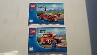 LEGO CITY !! INSTRUCTIONS ONLY !! FOR 60017 FLATBED TRUCK