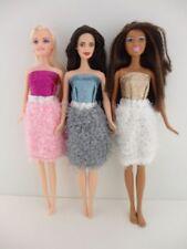 Vestido de Barbie