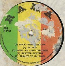 4th Street Orchestra Leggo! Ah-Fe-We-Dis RARE 1976 UK DUB LP RAMA Dennis Bovell