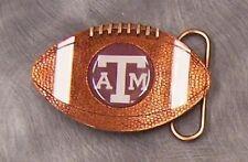 NCAA College Football Belt Buckle Texas A&M Aggies NEW
