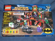LEGO DC SUPER HEROES 6857 The Dynamic Duo Funhouse Escape NEW