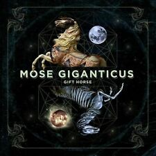 Mose Giganticus - Gift Horse (CD, 2010, Relapse) Progressive/Sludge Metal, NEW