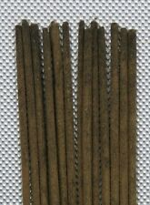 Natural Organic Nepal Musk Incense Sticks. Connoisseur Quality - 20 grams.