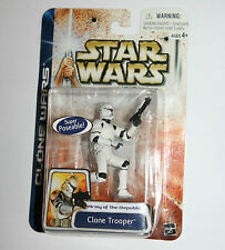Star Wars Clone Wars - CLONE TROOPER Army of the Republic