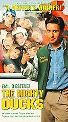 The Mighty Ducks (VHS, 1993)