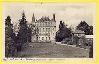 cpa 91 - MARCOUSSIS (Essonne) CHÂTEAU de BEL ÉBAT Résidence du MAIRE
