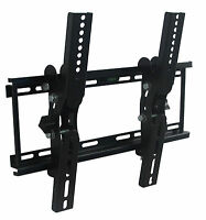 "TV Wall Mount Bracket Slim Tilt Plasma LED LCD Samsung Sony LG Panasonic 22""-65"""