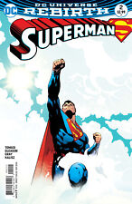 Superman #2 VF/NM 1st Print DC Comics Rebirth