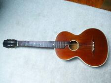 Gitarre Parlor Parlour ca 1930 Guitar