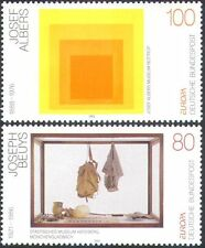 Germany 1993 Europa/Contemporary Art/Painting/Sculpture/Artists 2v set (n33576)