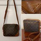 RARE Vintage LOUIS VUITTON Exclusivite Edition 3 Shoulder-Bag Handbag Clutch