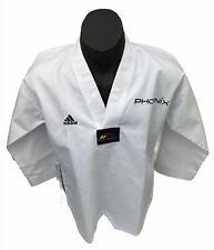 Adidas Phoenix Taekwondo Dobok Uniform Top Sz 150cm