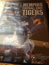 MEMPHIS TIGERS FOOTBALL 2003 DVD NEW! NCAA, AMERICAN CONFERENCE, USA RECORD YEAR