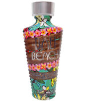 Ed Hardy BALI BEACH Black Bronzer Tanovations Tanning Bed Lotion 11 oz