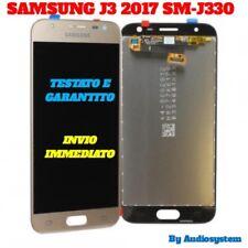 DISPLAY LCD+TOUCH SCREEN PER SAMSUNG GALAXY J3 2017 SM-J330FN GOLD ORO J330