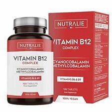 Vitamina B12 Vegana 2000mcg Cianocobalamina e Metilcobalamina | Alta Potenza ...