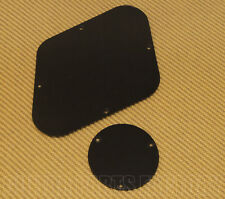 Ivory Hosco Les Paul Guitar Back Plate - P-102I Standard Size