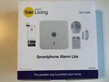 Yale Smart Living Alarmanlage Smartphone Alarm lite Starter Set Funk Home Neu
