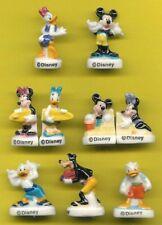 FEVES DISNEY   A LA PLAGE AVEC MICKEY série complète ..ref.W29