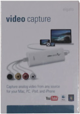 Elgato Video Capture - Digitize Video for Mac, PC or iPad (USB 2.0)