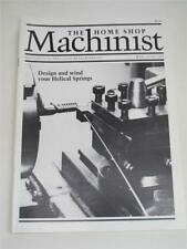 The Home Shop Machinist Magazine - May/June 1987