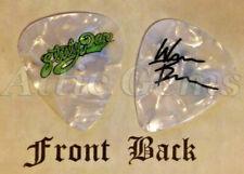 STEELY DAN band novelty WALTER BECKER signature guitar pick - (#Wbg-O17)