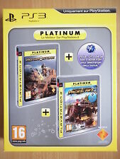"Motorstorm + Motorstorm Pacific Rift Pack Platinum Jeu ""PS3"" Playstation 3"