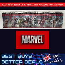 Marvels Mightiest Heroes Graphic Novel Collection Books Many NEW & SEALED