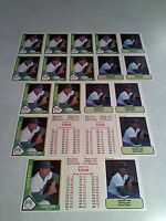 *****Jackson Todd*****  Lot of 42 cards.....8 DIFFERENT