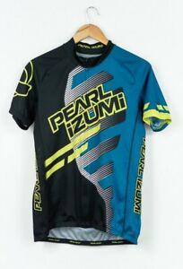 Pearl iZUMi ELITE PRO Cycling Shirt Jersey Full Zip Size L