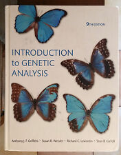 Introduction to Genetic Analysis by Richard C. Lewontin, Susan R. Wessler,...