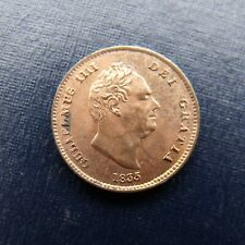 More details for 1835 william iv third farthing recieve the coin pictured free uk p&p