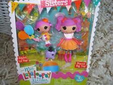 Lalaloopsy Sisters Peanut Big Top & Squirt Lil' Top