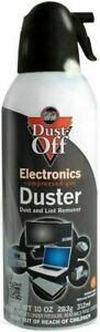 Falcon Dust Off 10oz Electronic Compressed Canned Air Duster