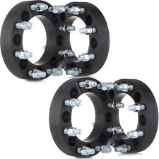 "4P 1.5"" Adapter 8x6.5 to 8x180 wheel spacers for GMC Sierra 2500 Chevy Silverado"