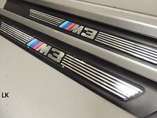 Bmw 3er E46 M3 3.2 Coupe Einstiegsleisten Einstiegsleiste L+R Door sill cover