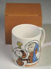"""PEANUTS Astronaut Snoopy """"PEANUTS Mission to Mars"""" design Mug, Limited item"""