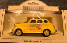 LLEDO DAYS GONE 48004 YELLOW CABS 1939 CHEVROLET TAXI CAR CITY MOUNTAIN TOURS