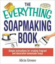 Everything Soapmaking Book Everything Hobbies & Games