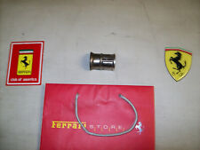 Ferrari 308,328,Mondial Exhaust Cat Converter Shiled Oem Part.