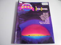 The New Best of the Doobie Brothers (Piano Vocal Guitar) Songbook