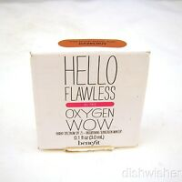 Benefit HELLO FLAWLESS OXYGEN WOW Makeup: I'm Hope-lessly Hot Hazelnut .1 oz NEW