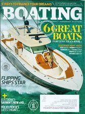 2016 Boating Magazine: 6 Great Boats Under $30K/Boat Loans/Volvo Penta