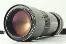 [OPTICAL MINT] Nikon Ai Micro Nikkor 200mm F/4 MF Lens From Japan
