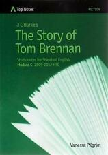 HSC Standard English Top Notes study guide The Story of Tom Brennan