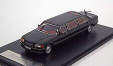 Mercedes-Benz W126 S-class LWB black metallic NEO [45357]